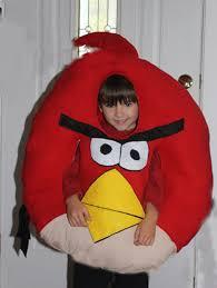 Angry Birds Halloween Costume Diy Angry Bird Costume 10