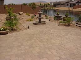 Patio Paver Contractors Pavers Flagstone And Tile Retreats Arizona S Premier