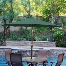 Patio Furniture Buying Guide by Throwing Shade Find The Right Patio Umbrella Overstock Com
