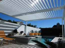 Louvered Patio Roof Louvered Patio Roof Good Home Design Modern In Louvered Patio Roof