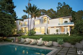 Haute House Home Furnishings Los Angeles Ca Cedric Gibbons Crafts A California Home That Evokes Hollywood