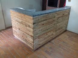 Outdoor Wet Bar by Diy Home Bar Your Bar Made Out Of Recycled Pallets 1001 Pallets