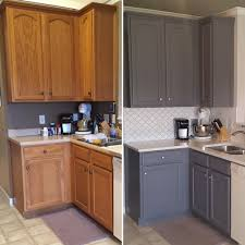 Florida Kitchen Cabinets Tips Tricks For Painting Oak Cabinets Evolution Of Style With