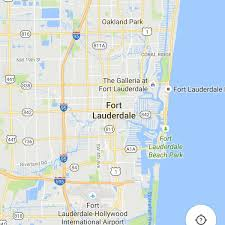 Map Of Ft Lauderdale Zack Benroda1 Twitter