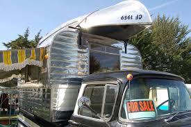 Vintage Ford Truck Emblems - vintage truck based camper trailers from oldtrailer com