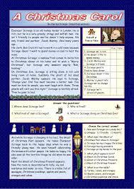 scrooge worksheet 2