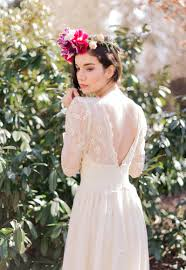 gorgeous vintage bridal gowns from gossamer chic vintage brides