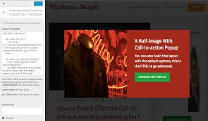 template layout div md popups custom templates marketers delight