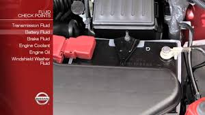 2013 nissan cube 2013 nissan cube fluid check points youtube