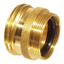 sink faucet hose adapter brass sink faucet to hose adapter morebeer