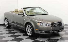a4 audi 2008 2008 used audi a4 2 0t cabriolet quattro awd at eimports4less