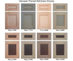 Cabinet Door Designs Types Common Glass Front Kitchen Design Cabinet Pict