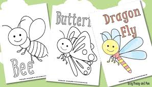 easy peasy coloring page little bugs coloring pages for kids easy peasy and fun