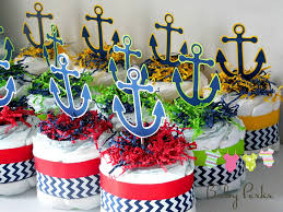sailor baby shower decorations 4 mini nautical cake nautical baby shower sailboat