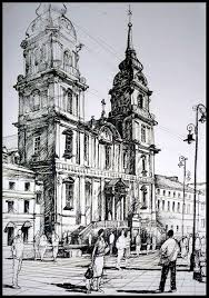 207 best pen and ink images on pinterest drawing drawings and