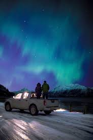anchorage northern lights tour searching for northern lights in anchorage alaska wander the map