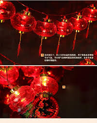 New Christmas Lights by Red Lantern String Lights Christmas Lights Luminaria Garland
