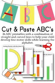 printable preschool cutting activities for hwot users check out this free printable packet for cut and