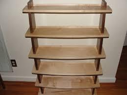 fresh maple bookcase canada 24042