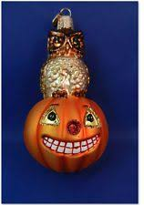 old world christmas little devil pumpkin ornament ornament and