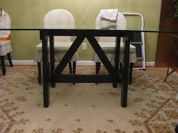 west elm trestle dining table the lovely lifestyle