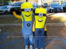 Minion Halloween Costume 20 Homemade Minion Costumes Ideas Diy Minion