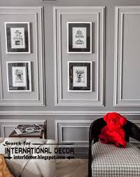 molding ideas for living room decorative wall molding or wall moulding designs ideas and panels