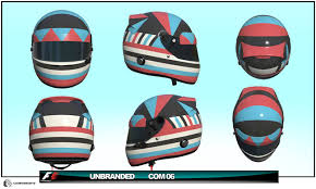helmet design game announcing the community helmet competition winners for f1 2017