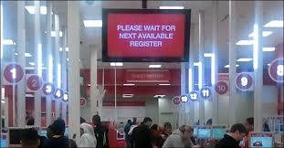 minneapolis target store u0027s new checkout system u0027test u0027 raises