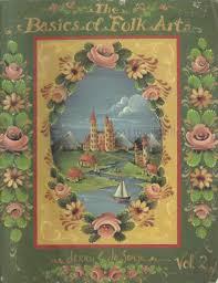 decorative painting bookstore basics of folk art 2 jo sonja