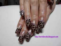 acrylic nails nail art how you can do it at home pictures