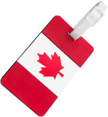 Dimensions Of Canadian Flag Pacsafe Backpack And Bag Protector Unisex
