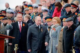 vladimir putin military vladimir putin shows off russia s military firepower with huge armed
