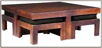 rectangle coffee table with stools coffee tables with stools underneath coffee table with seats