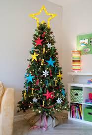 kid friendly tree decorations ideas