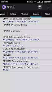 magnetometer android how to determine what sensors available in my smartphone quora