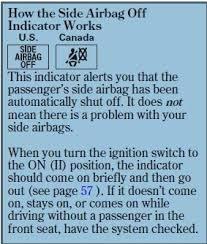 2004 honda accord airbag side airbag indicator drive accord honda forums