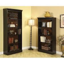 Distressed Black Bookcase Buy Low Price Riverside Furniture Bridgeport 72 U2033 Bookcase In