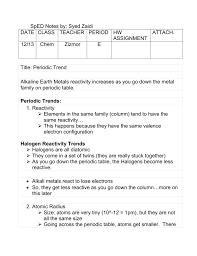 periodic table atomic radius trend gallery periodic table images