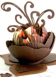 where to buy chocolate dessert cups how to make a snazzy chocolate dessert cup kool stuff