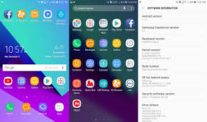 android pro samsung nougat update android 7 1 1 released for galaxy c9 pro