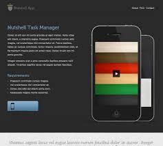 50 premium app landing page templates naldz graphics