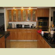 Kitchen Cabinet Door Glass Inserts Kitchen Glass Kitchen Cabinet Doors With Exquisite Decorative