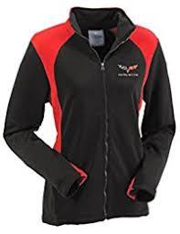 corvette racing jacket amazon com corvette central clothing shoes jewelry