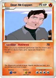 Pokemon Card Meme - dean mccoppin pokemon card by hitrite7 on deviantart
