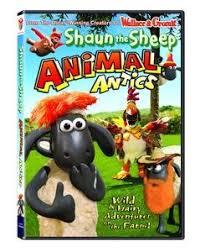 shaun sheep animal antics dvd review giveaway frugal