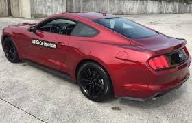 2015 mustang ruby auto usa car import com