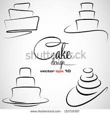 wedding cake logo wedding decor logo free vector 85 206 free vector for