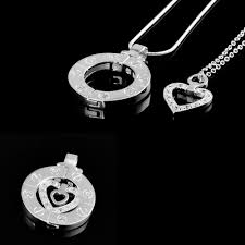couples necklace stairway to heaven women pendant couples necklace chokers pendants