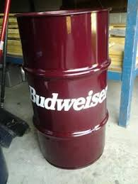 how much is a keg of bud light at walmart bud light barrel used at parties to keep the beer cold vinyl fun
